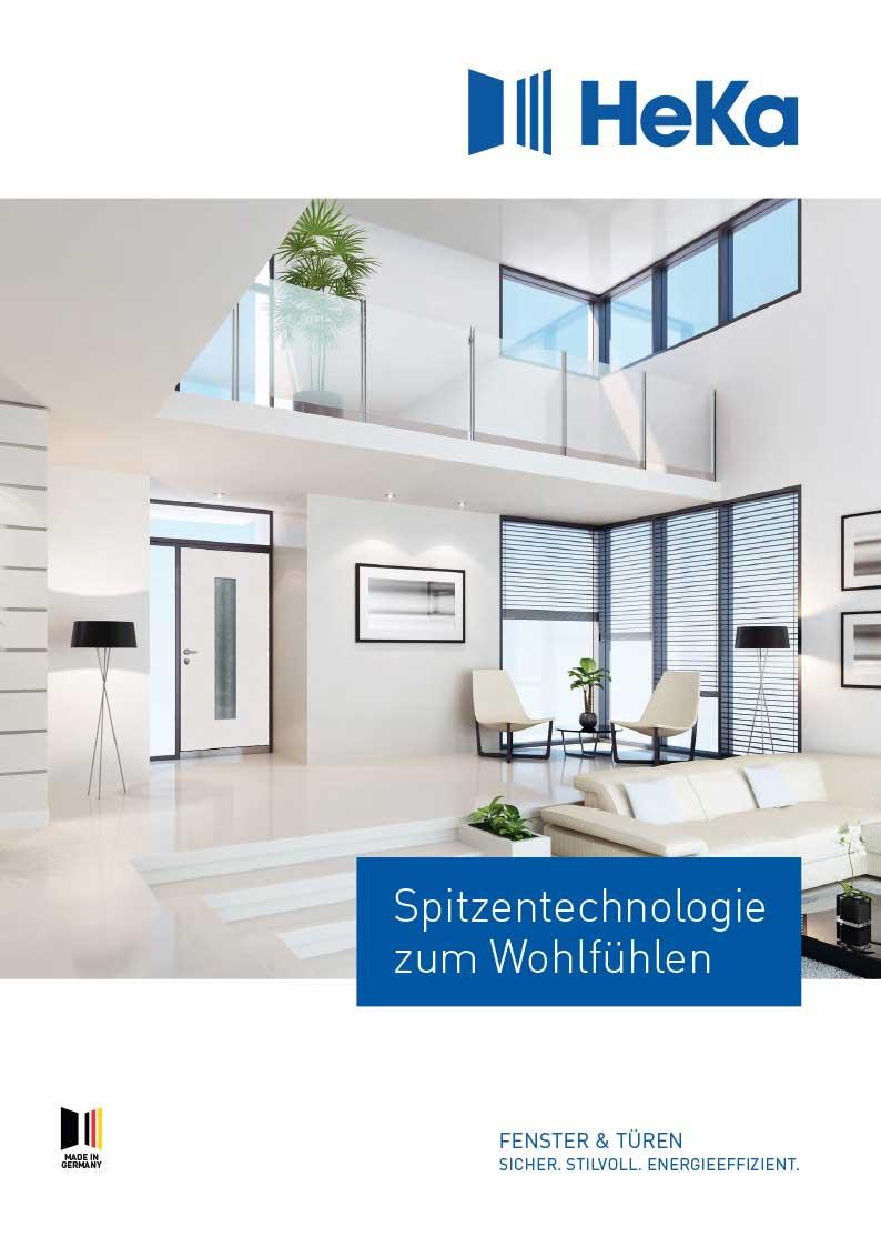 HeKa Fenster & Türen |Gesamtprospekt